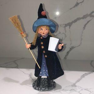 Annalee Halloween 🎃 Witch